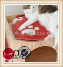 China wholesale mini wooden cage used for cat sleeping