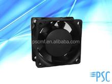 S-force! PSC ac mini fan 220v 60x30mm with CE and UL for Computing System