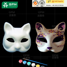 Professional wholesale plain masquerade mask with SGS Certificate