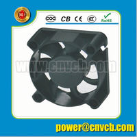 12038 Abbeycon DC High Flow Fans 48V 36V 24V 12V 12CM 5' 120x120x38mm 12 volt dc fan