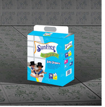 2015 hot sell diapers baby