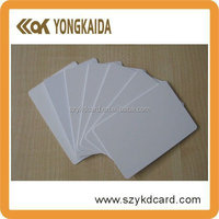 Free sample!Blank 13.56MHz I CODE 2 RFID contactless smart card
