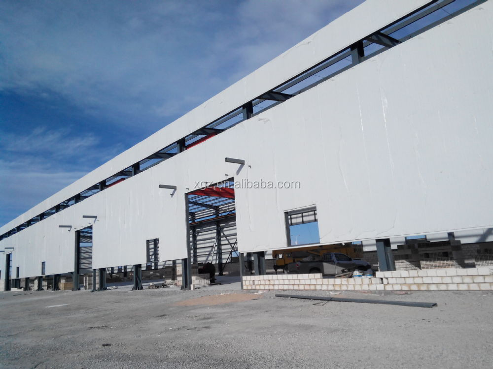 Best price design structure steel construction factory for Factory building design