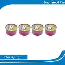 Almonds Car Scent Car Deodorant Solid Wood Free Car Air Fresheners