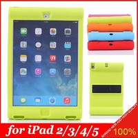 Hot selling non toxic and safe EVA case for iPad air 2, for iPad kit case back cove
