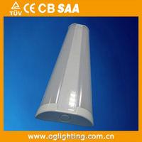 40w LED batten fitting, 1200mm LED light fixture TUV-CE CB