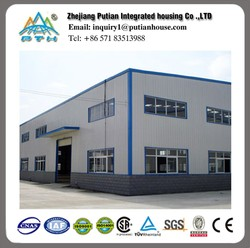 China modern design pre engineered cheap warehouse for sale