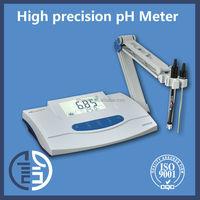 PHS-3E high precision benchtop LCD digital pH Meter pH/mV(ORP)/temp