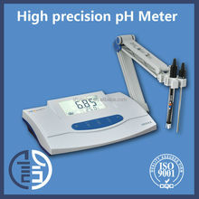 PHS-3E high precision benchtop LCD digital pH Meter pH/mV(ORP)/temp