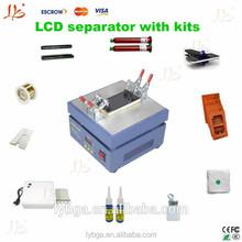 946d lcd screen separator , lcd refurbishing machine for phone repair