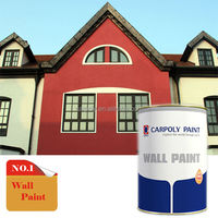 Hot Selling!!! CARPOLY High Performance Exterior Wall Coatings