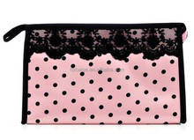 china supplier satin travel cosmetic bag,bag cosmetic bag
