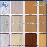 Certificate outdoor wood panel