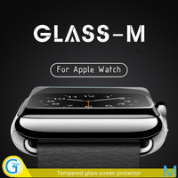 2.5D Slim Tempered Glass Film Screen Protector for Apple Watch