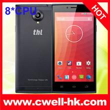 THL T6 Pro MTK6592M 5.0 Inch HD IPS Screen 1GB RAM/8GB ROM 8.0MP Camera WIFI smart phone with whatsapp