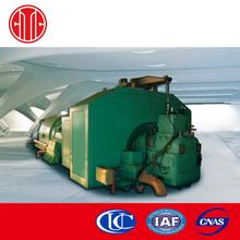 High Quality Advanced Technology Generator Set 500-60000Kw 50Hz Condensing Steam Turbine Efficiency