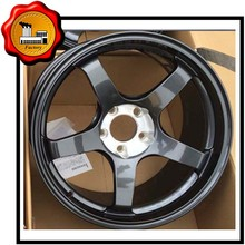 19X8.5jj H/PCD 5X112 ET 20 wonderful factory supply car alloy SLIVER wheel