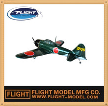 Airplane ZERO FIGHTER-78 53.5in/ ARF F078 V3 rc airplane