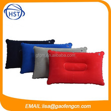 China supplier high quality competitive price travel pillow cushion
