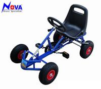 Childred Pedal Go Karts, go kart cars for kids,children toy with CE certification for 11 years old