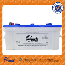 12 VOLTA DRY CHARGED Car Battery N220 12V220AH