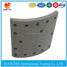 None Asbestos and Wear Resistant Truck Brake Lining