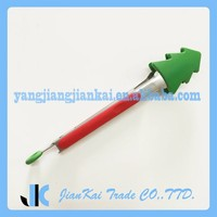 Hygienic Silicone Function Of Food Tongs With Different Funny Head