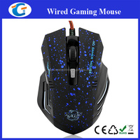 High Quality 6D Game mouse with Scroll Wheel