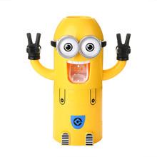 Plastic victor funny toothbrush Holder dispenser