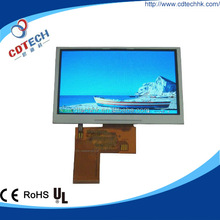 Excellent supplier for various styles thin narraow boarder medical tft lcd panel