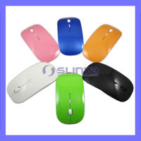 Hot Sale Thinest 2.4Ghz Wireless Wifi Mouse