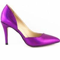 XG392 deep purple evening china dress shoes for women