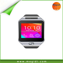 2015 Android Smart watch phone support 3G GSM SIM card and bluetooth
