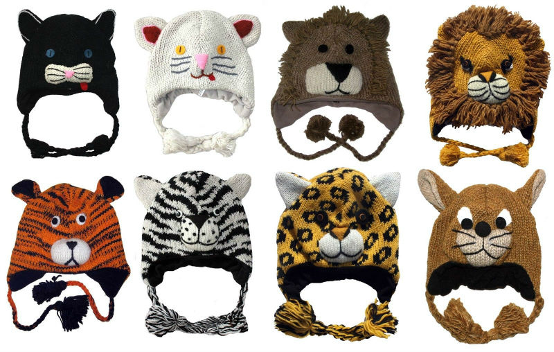 Animal Hoodie Knitting Pattern : Baby Animal Pillow Clothes Baby Animal Hoodie Cute Crochet ...