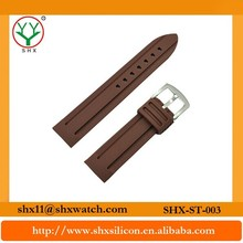 Promotional item favorable price rubber band for sport watch