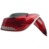 2014 hot alibaba best selling Long life span led working light auto parts Hyundai Avante update model rear led tail lamp