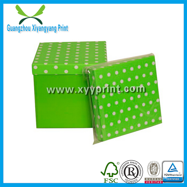 Decorative Baby Gift Box : Recycle paper decorative gift box wholesale for baby