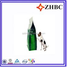 High Quality Pet Food Zip Lock Plastic Bag Packaging Bag