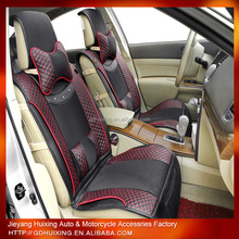 Top sell 2015 custom universal leather car seat cushions