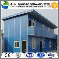 Demountable Prefab Houses Glass Steel