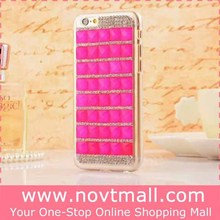 Bling Phone Case For Mobile Phone for iphone6,Full Rhinestones Cell Phone Cases