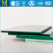 8MM heat soaked tempered glass