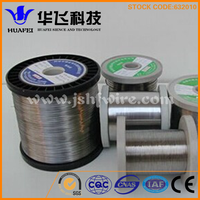 professional production of stainless steel wire half hard half soft can be customized
