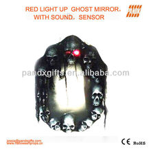 Discount creepy and scary hanging mirror of halloween hanging props