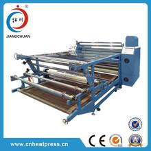Large format multifunctional roller heat transfer printing machine