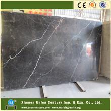 Lauren black marble tile