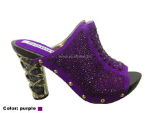 Tendy style high-heeled ladies shoes summer MD062