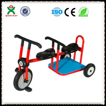 New Design Factory supply child's tricycle with yellow blue red color/velocipede/three-wheeler QX-177G