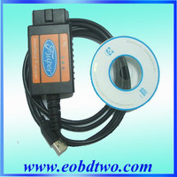 Quality Assurance For Ford Scanner (F-super interface) with warranty in USB Connector