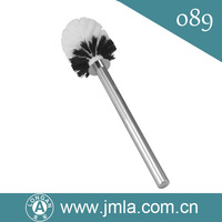 LONGAN best price stainless steel round toilet cleaning brush
